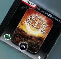 Der Herr der Ringe Die Schlacht um Mittelerde 1 I  Deutsch in original CD Hülle