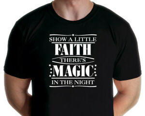 Bruce Springsteen - Show A Little Faith T-shirt (Jarod Art Design)