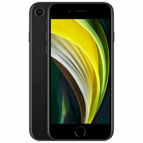 Apple - iPhone SE (2nd generation) 64GB (Unlocked) - Black