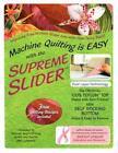 LaPeirre Studio Supreme Slider Motion Machine Quilting Mat 8