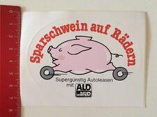 Pegatina/sticker: ALD auto leasing D-hucha sobre ruedas (250416168)