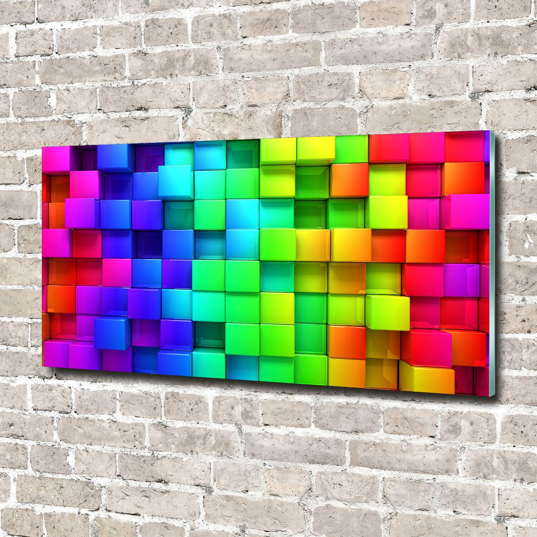 Wandbilder Glasbilder Druck auf Glas 140x70 Abstrakt Kunst