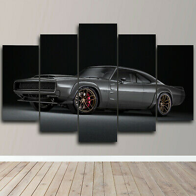 1985 Dodge Shelby Charger Car Auto Art Silk Wall Poster 24x36/""