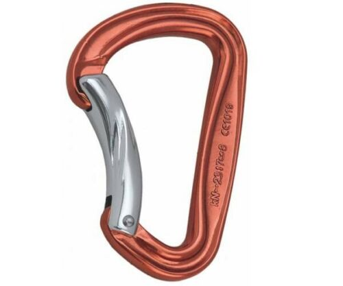 karabiner climbing Rock Empire Racer Straight or Bent 23kN Carabiner