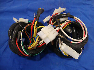 wiring harness for ford 3000 2000 3000 4000 ford tractor complete wiring harness front to back  ford tractor complete wiring harness