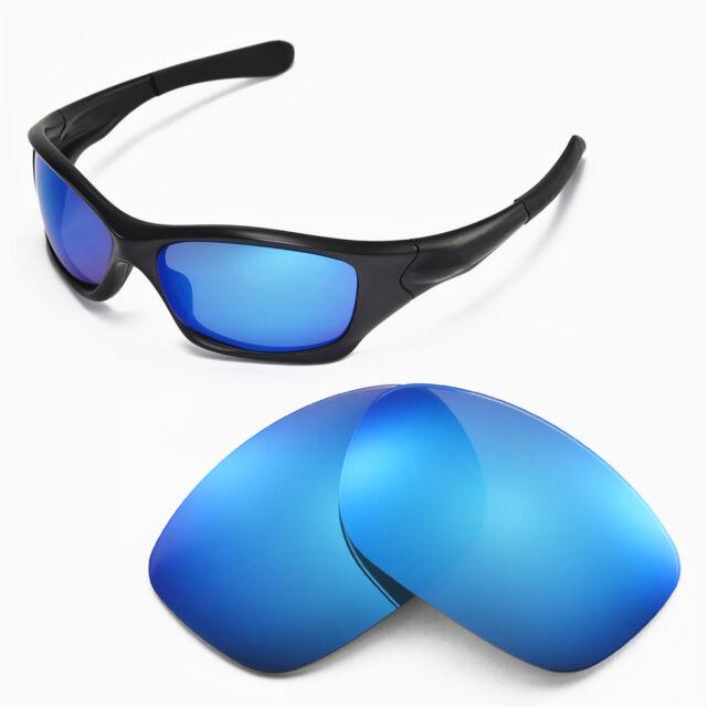 d6457ce91c New Walleva Polarized Ice Blue Lenses For Oakley Pit bull