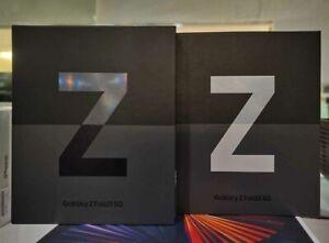 BNEW/SEALED ONHAND Samsung Galaxy Z Fold 3 Fold3 5G 256GB - Black/Silver