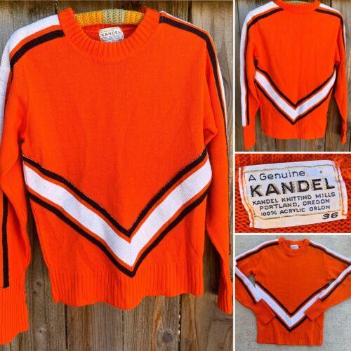 Vintage Kandel Knitting Mills Portland Oregon Swea