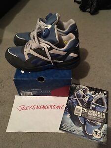 4cd93f2b41f Reebok x Stash x Packer Shoes Pump Graphlite sz 8 1-V50533 Rare ...