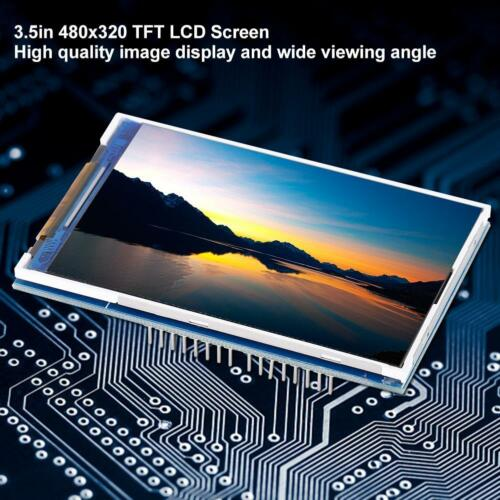 "3.5/"" tft lcd display DC 2.8-3.3v 480x320 module for arduino mega 2560 board"