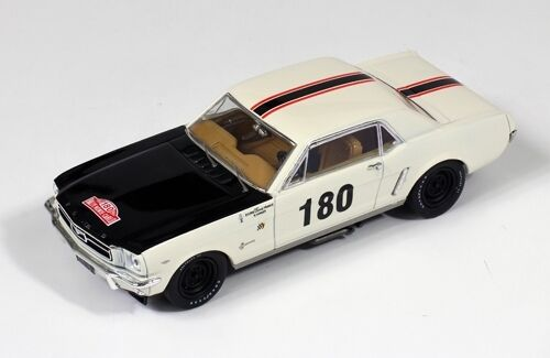 Ford mustang   180 dnf monte - carlo - 1965 geminiani   anquetil 1 43 modell premiumx