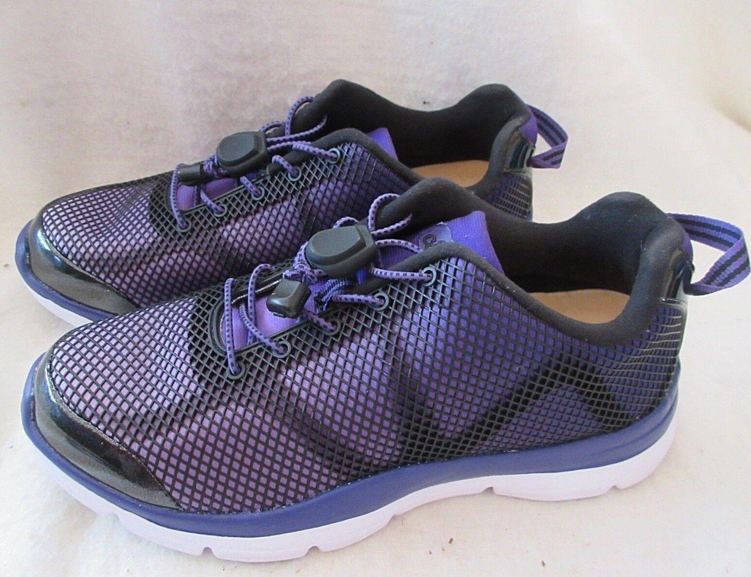Dr. COMFORT  Katy  Women's 7 M Purple Therapeutic Comfort Sneakers  37755