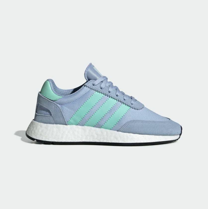 Adidas WOMEN ORIGINALS - I-5923 INIKI - BOOST GYM TRAINING SHOES - blueE [CG6026]