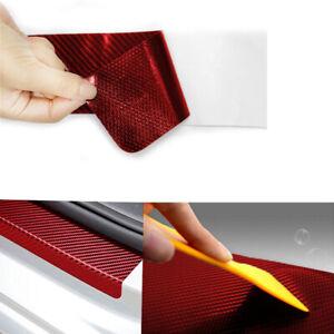 4x-Car-Accessories-Front-Rear-Door-Plate-Sill-Scuff-Anti-scratch-Sticker-Trim