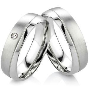 Eheringe-Verlobungsringe-Trauringe-aus-Edelstahl-mit-Zirkonia-Ringe-Gravur-H012