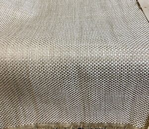 LAURA ASHLEY DALTON REMNANT IN NATURAL WOVEN UPHOLSTERY FABRIC 19 METRES - manchester, United Kingdom - LAURA ASHLEY DALTON REMNANT IN NATURAL WOVEN UPHOLSTERY FABRIC 19 METRES - manchester, United Kingdom