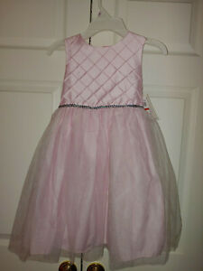 New Girl Pink Tulle Marmellata Easter Party Holiday Dress Size 6/6X