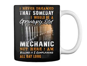On trend Mechanic Christmas Special Gift Coffee Mug Gift Coffee Mug