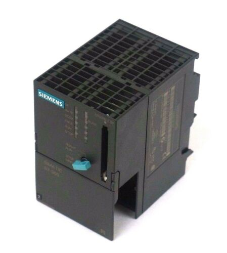 USED SIEMENS 6ES7-315-2AF03-0AB0 CPU MODULE 6ES73152AF030AB0