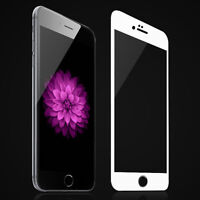 3D Curved Full Cover Tempered Glass Screen Protector Film For iPhone 7&Plus S001