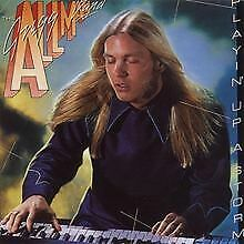 Playin'up a Storm by Allman,Gregg | CD | condition good