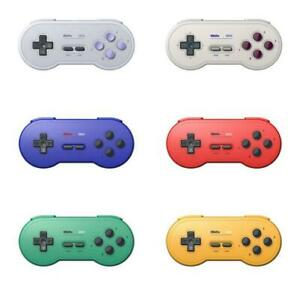 8Bitdo-SF30-SN30-2-4G-Wireless-Gamepad-Retro-Controller-with-receiver-for-SNES