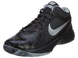 sale retailer 879a4 e96c8 Image is loading NIKE-THE-OVERPLAY-VIII-HI-SNEAKERS-MEN-SHOES-