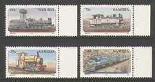 Namibia 1995 Trains/Steam Engines 4v set (n20152)