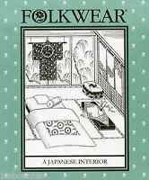 Folkwear Japanese Interior Futon, Cushions, Kimono, Curtains Sewing Pattern 305