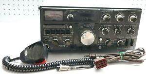 Nice Used Clean Kenwood Model TS-820S HF Transceiver HAM Radio & Mic *Repair USA