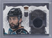 13-14 2013-14 CROWN ROYALE NICK PETRECKI HEIRS TO THE THRONE RC JERSEY HT-NP