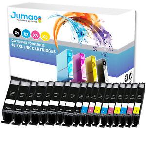 18-cartouches-Jumao-compatibles-pour-Canon-Pixma-MG7750-7751-7752-7753-9050