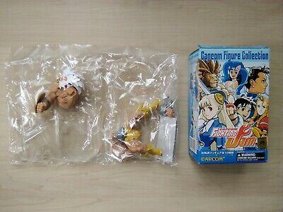 real gashapon Figure part 2 GUY * FIGHTING JAM ~ Capcom