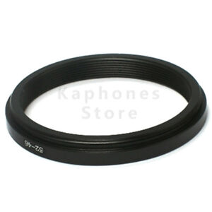 52-46mm-Step-Down-Metal-Lens-Adapter-Filter-Ring-52mm-Lens-to-46mm-Accessory