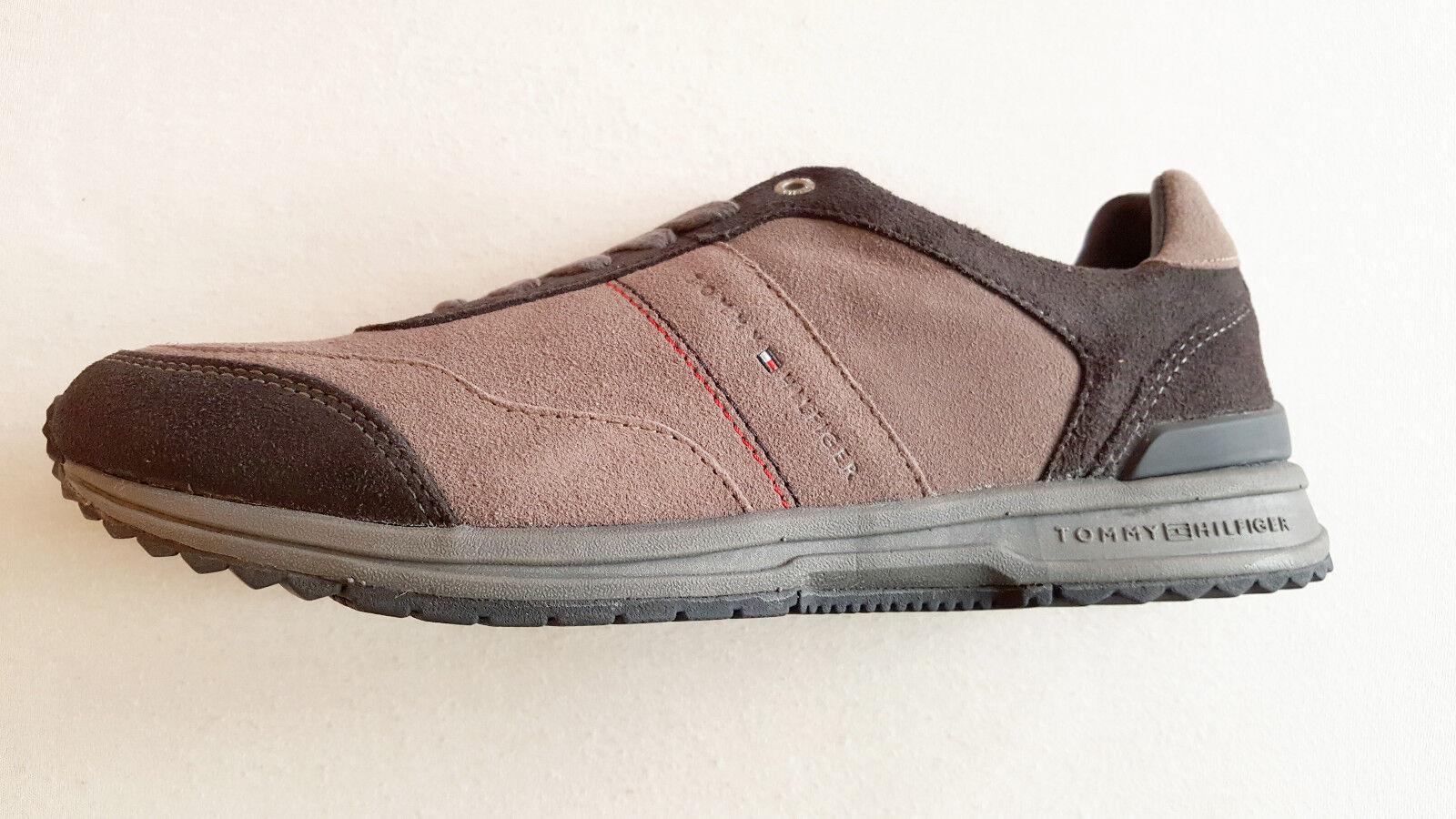 Tommy Hilfiger Sneaker, Farbe Grau, Gr.41, Neu