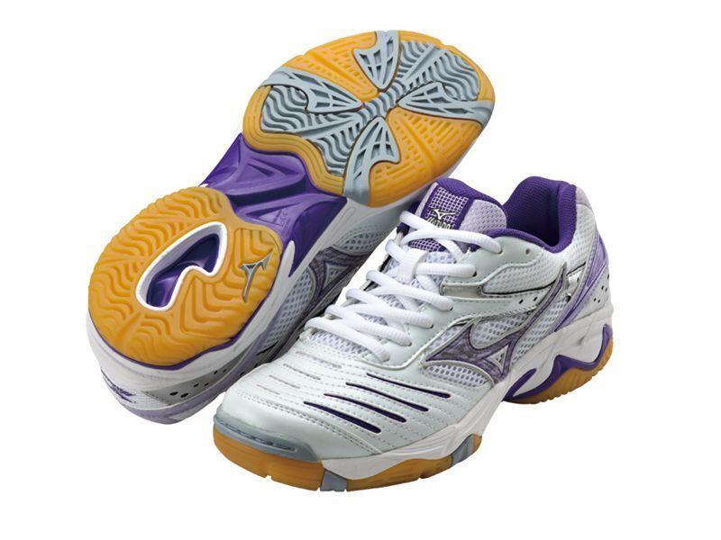 Zapatos voleibol Mizuno Wave Mitin 3 serie Bajo Mujer 9KV-27967 fin serie 3 8b5db9
