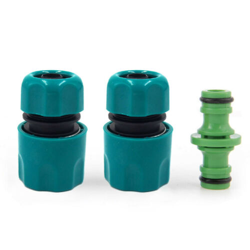 """1//2/"""" Garden Water Joiner Connection Hose Tap Connector Adapter Fit Hosepipe Accs"""