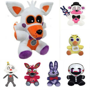 """NEW Five Nights at Freddy/'s FNAF Horror Game Plush Doll Kids Plushie Toy Gift 7/"""""""