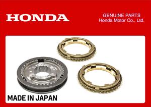 Genuine-Honda-Synchro-Huelse-Radlager-Satz-1nd-2nd-S2000-AP1-AP2-F20C