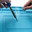 Magnetic-Heat-Insulation-Silicone-Pad-Mat-Platform-Soldering-Repair-17-7x11-8-in thumbnail 2