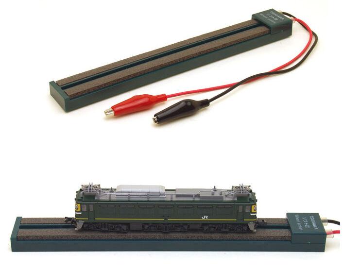 DM-Toys 4000 - Radsatzreinigungsanlage für Lokomotiven - Spur N - NEU