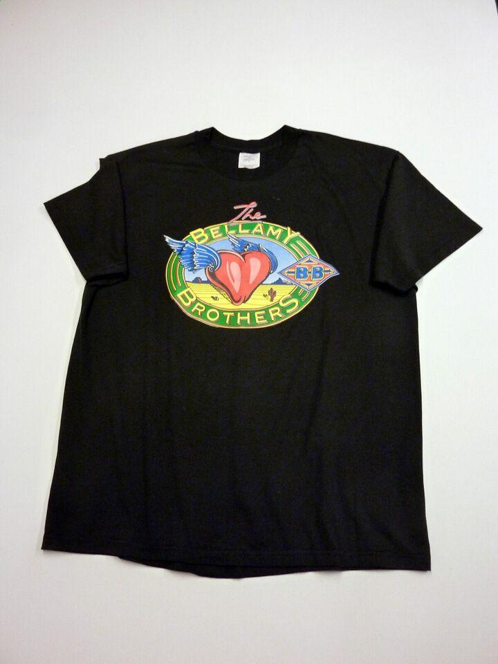 T-shirt, Bellamy Brothers, str. XL