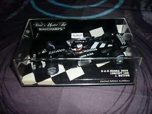 f1-1-43-Bar-honda-concept-car-2004-J-Button-Minichamps