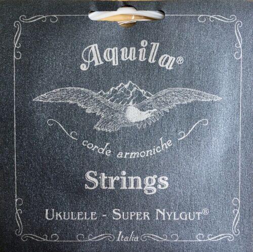 tiefer G-Saite Aquila SUPER NYLGUT Tenor Ukulele m 107 U low G Saiten f