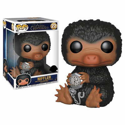 "Movies Fantastic Beasts 2 10/"" Niffler Funko POP Special Edition Exclusive"