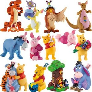 winnie puuh pooh tortenfigur kunchendekoration. Black Bedroom Furniture Sets. Home Design Ideas