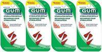 Butler Gum Stimulator Refills - 3 Count (pack Of 4) on sale