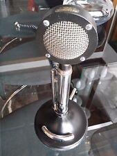 Vintage The Astatic Corp. D104 Stand Microphone, USA. Mikrofon RAR