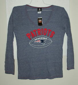 a7fb26eae Vtg Look New England Patriots T-shirt Jersey Team NFL Football New ...