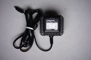 12v ac Creative power supply =Inspire speakers T3030 pc